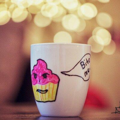 D.I.Y. Mug