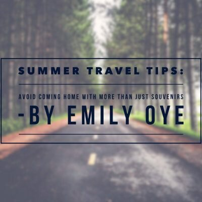 Summer Travel Tips From Health Coach Emily Oye
